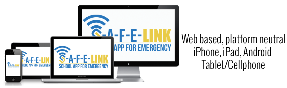 S-A-F-E-Link School App for Emergency